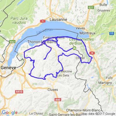 Tour de la Savoie 1
