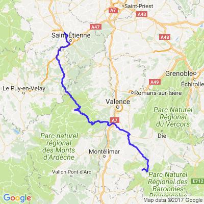 De Sainté en Sud Drôme