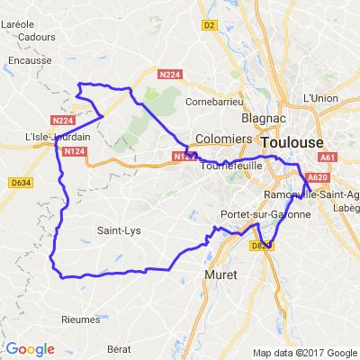 Petit tour en Haute-Garonne