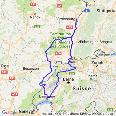 Marché de noël  Colmar - Strasbourg