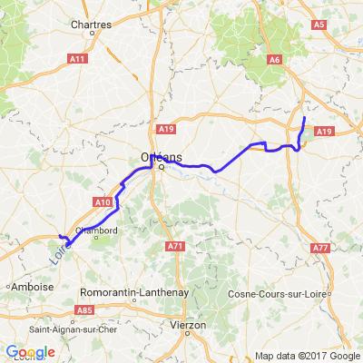 visite sur Blois
