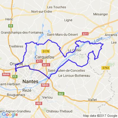 Autour de Nantes