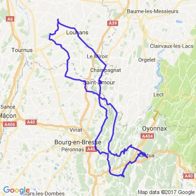 Balade Cerdon Col du Berthiand