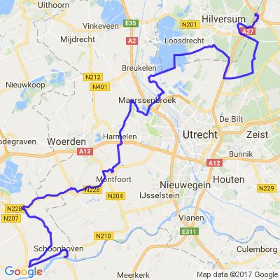Balade Hollandaise autour Utrecht part 1