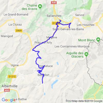 Route des Grandes Alpes J5