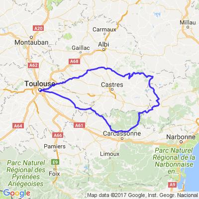 Un tour vers Lacaune, le pays du jambon et du chauchichon
