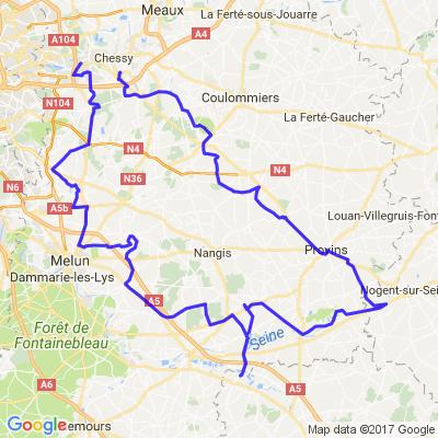 Seine et Marne 23/09/2017