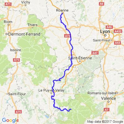 La remonté de la Loire Partie 4
