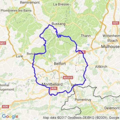 haute Saône ,Vosges,Alsace.