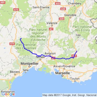 La Route des grandes Alpes depuis Limoges - Jour 7