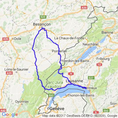 Besançon - Leman