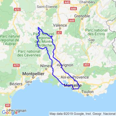 Monts de l'Ardèche