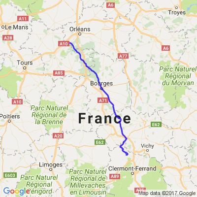 Les Mureteix (étape 2) Saint Rémy de Blot