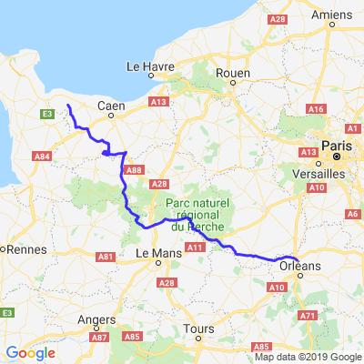 Virée en Normandie - Partie 4 (Retour)