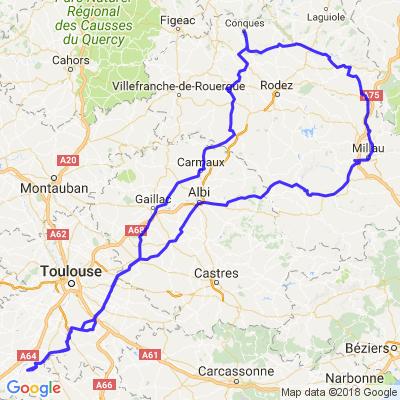 Road Trip en Aveyron