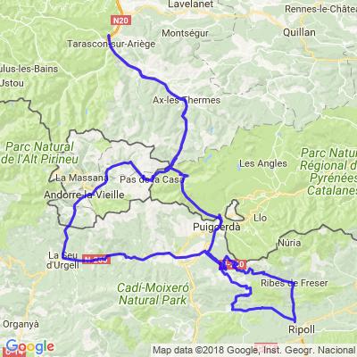 Road trip 2 Pyrénées