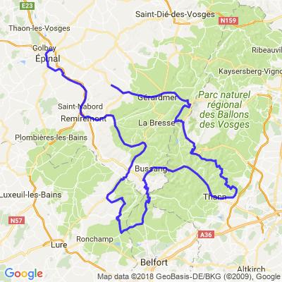 Road trip Vosges (Etape 3)