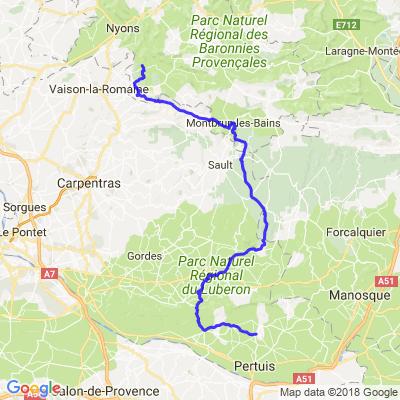 Étang de la Bonde - Camping de l'écluse (117 km)