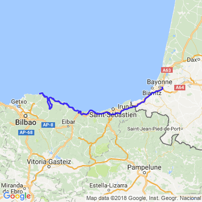 Balade en Rioja Etape 1