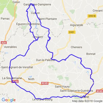 Vallée des Peintres - Creuse