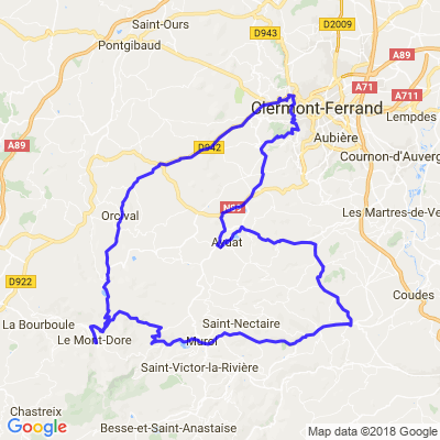 Le must-ride du Puy-de-Dôme