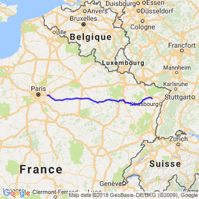 Run du Ballon des Vosges - Jour 3
