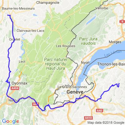 Balade Haute Savoie - Bellevaux - Etape 1/3
