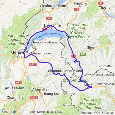Jambon cru de Bosse à St Remy- Val d'Aoste
