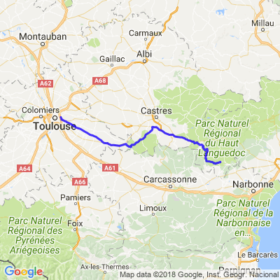 Toulouse-Minerve