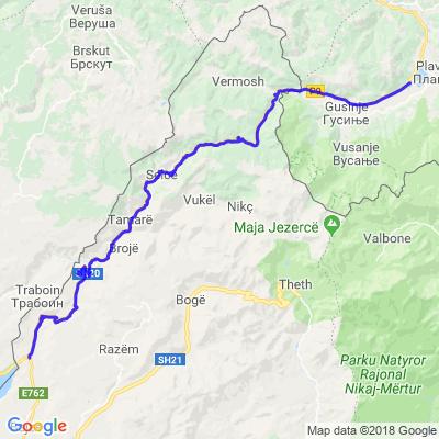 Decouverte Albanie