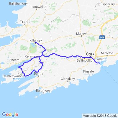 Tour d'Irlande (J01/10)