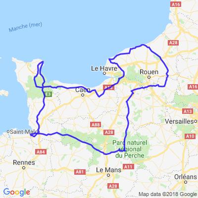 Les + beaux villages de France & Villages préférés des français Normandie
