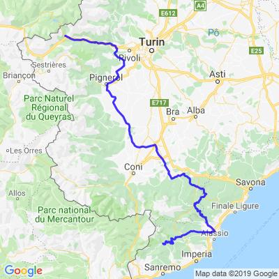 Route des Grandes Alpes - Etape 04