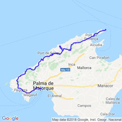 5 Suisse, Mont Pilat, Ardèche, Cévennes, Tarn, Hérault, Pyrénées, Bardenas, Majorque