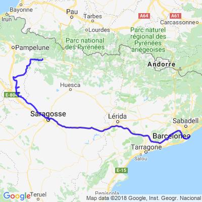 4 Suisse, Mont Pilat, Ardèche, Cévennes, Tarn, Hérault, Pyrénées, Bardenas, Majorque