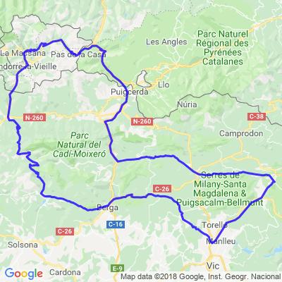Olot-Andorre-Olot