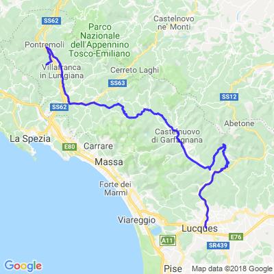 Mulazzo-Lucca
