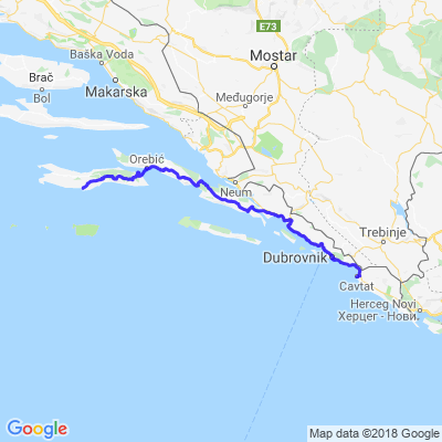 [HR] Dubrovnik Korcula
