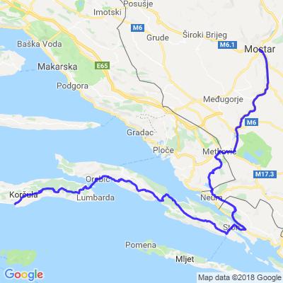 [BiH] Korcula Mostar