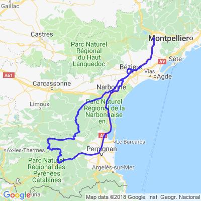 Séjour en Cévennes et Occitanie - J4