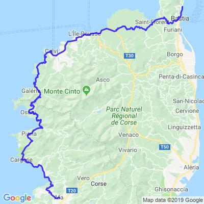 Bastia / Ajaccio