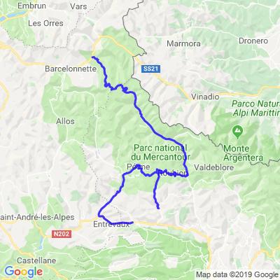 Route des Grandes Alpes - J2