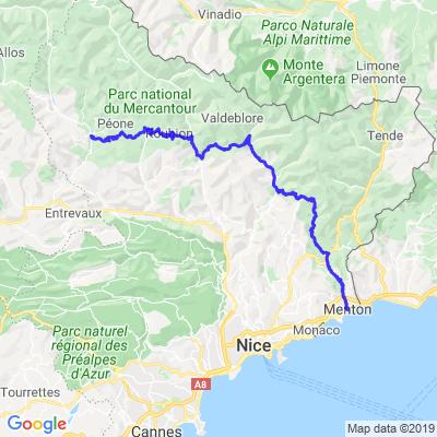 4: Route des Grandes Alpes Etape 4