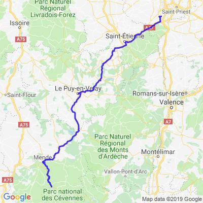 Gorges du Tarn 2019 - J4