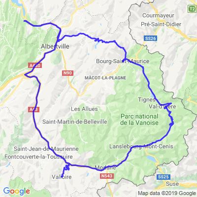 Route des Alpes 2