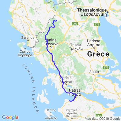 Grèce étape 6