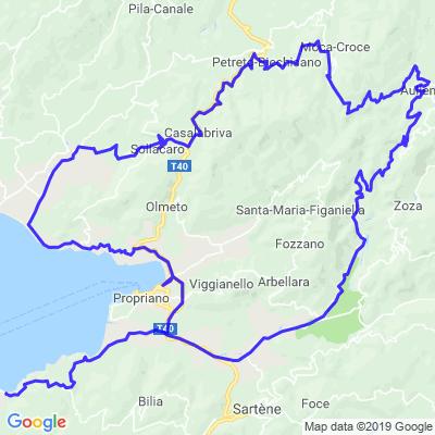 Road Trip en Corse - Jour 7 : Filitosa, l'Alta Rocca et le Spina Cavallu