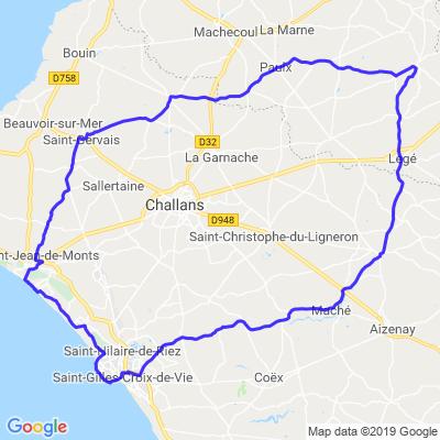 Balade Vendéenne