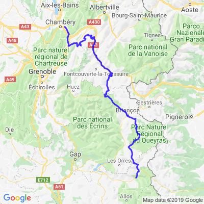 Route Napoléon 4