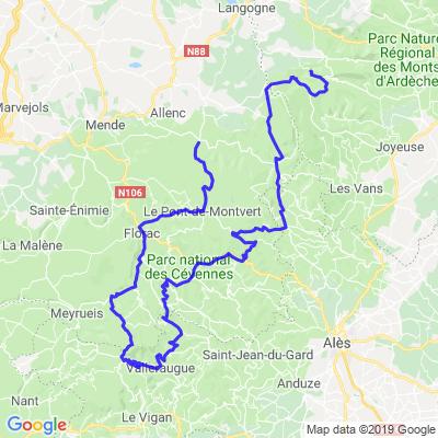 Balade Ardèche 2/3